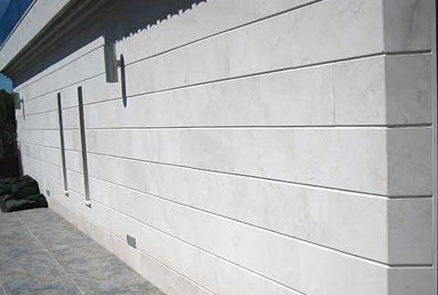 fachadas mármol y granito
