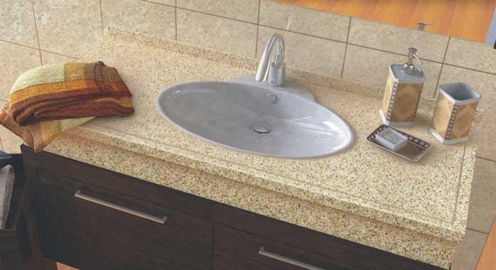 Granito m rmoles naturalia for Encimeras de marmol para banos precios