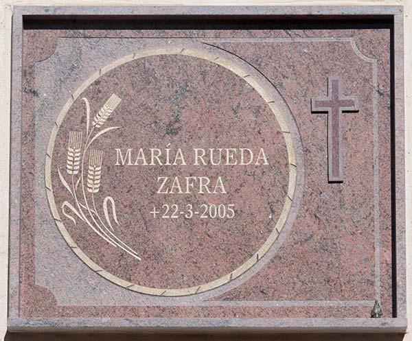 lápida nicho 3