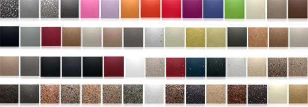 Colores Silestone encimeras de cuarzo
